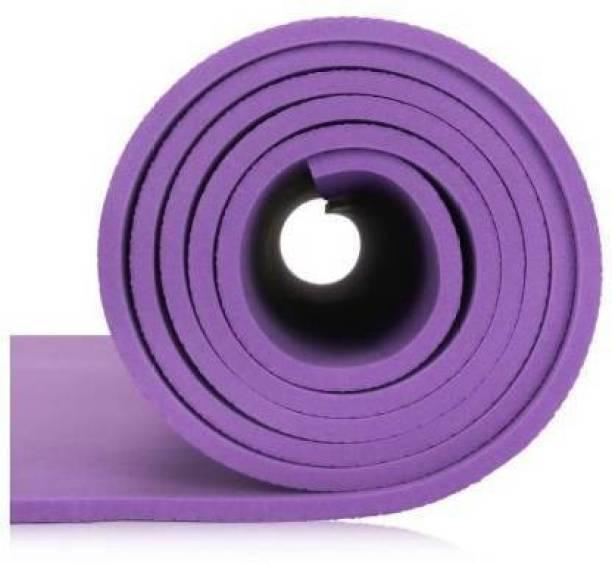Unique Decor ZNB-6mm Purple Purple 6 mm Yoga Mat