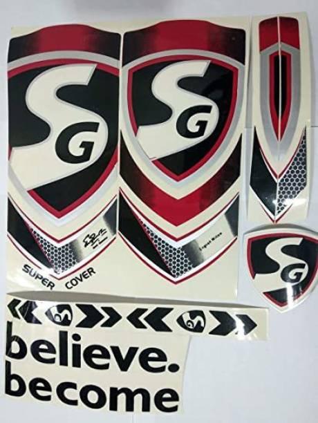 SG Believe become Bat Sticker(Pack of 1) Bat Sticker