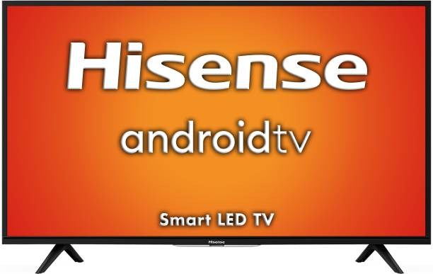 Hisense A56E 80 cm (32 inch) HD Ready LED Smart Android TV with 9.0 PIE
