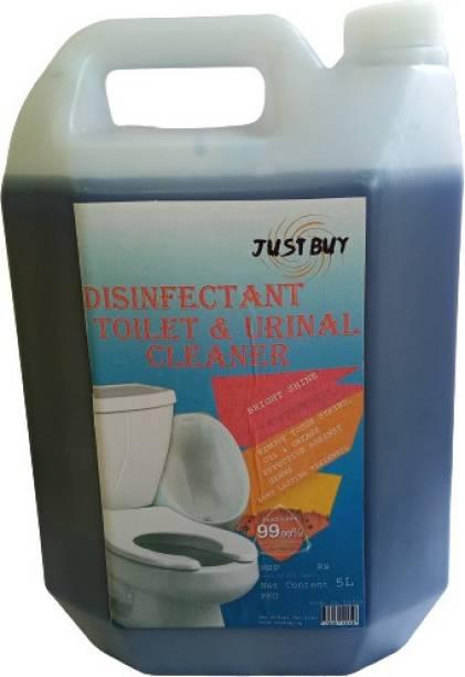 JUST BUY Toilet Bowl Cleaner Gel Toilet Cleaner (5 L) Regular Liquid Toilet Cleaner