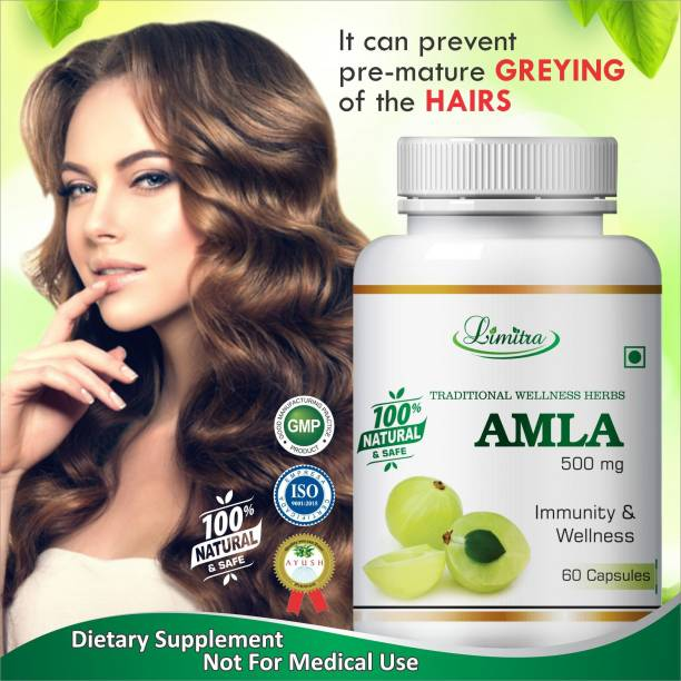 Limitra Amla 100% Natural Traditional Wellness herbal