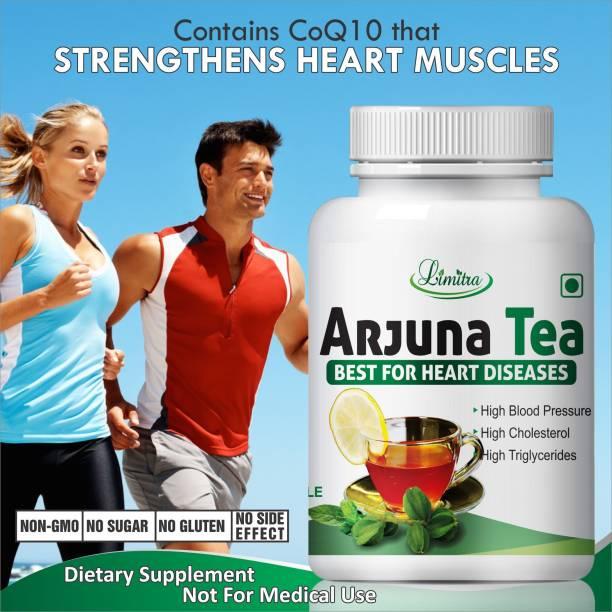 Limitra Arjuna Tea Best for heart Diseases 100% Natural