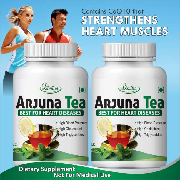 Limitra Arjuna Ttea, it is best for Heart Disesaes