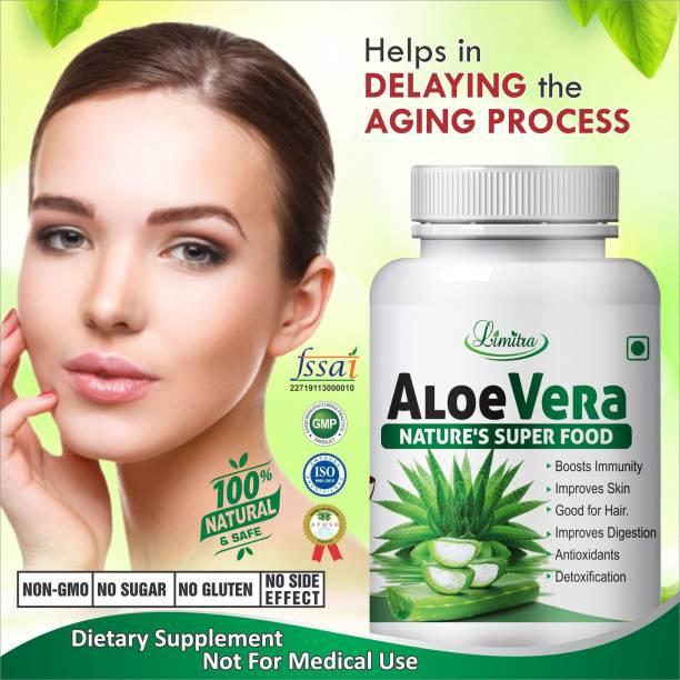 Limitra AloeVera Boost Immunity Improve Skin & Hair 100% Natural
