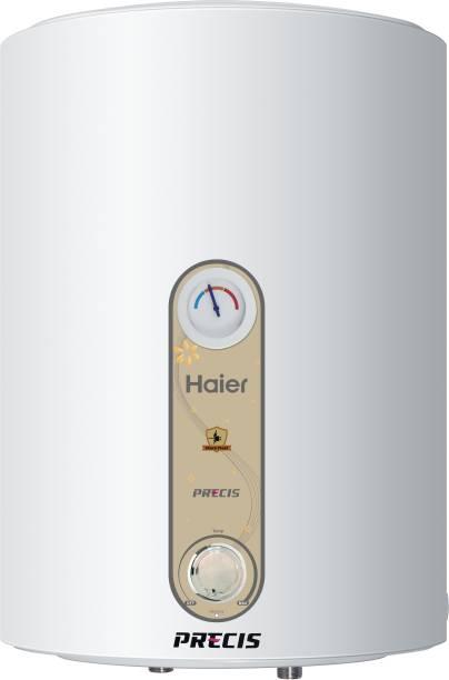 Haier 25 L Storage Water Geyser (ES25V-EC-E2, White)