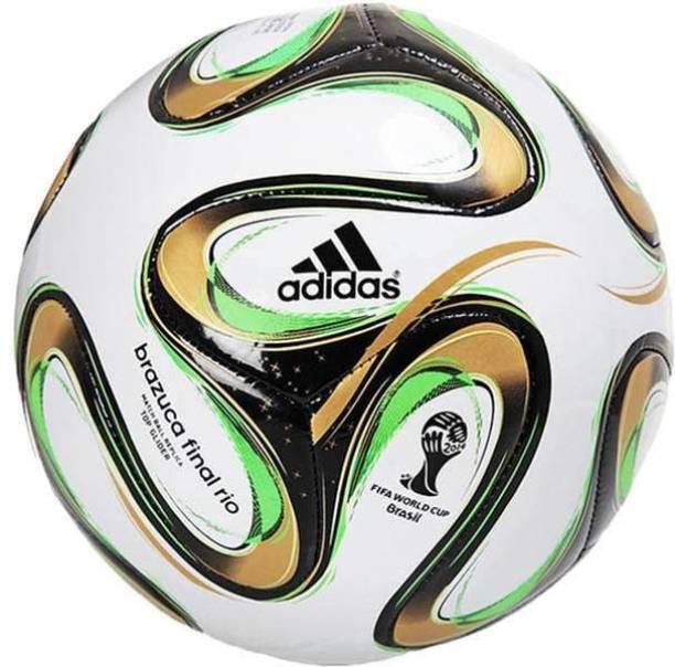 ADIDAS Brazuca Final Rio Ball Football - Size: 5