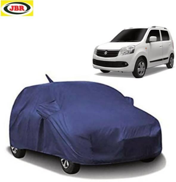 JBR Car Cover For Maruti Suzuki WagonR (With Mirror Pockets)