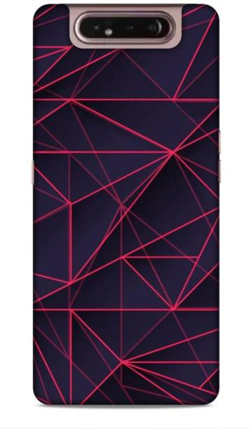 UnboxJoy Back Cover for Samsung Galaxy A80