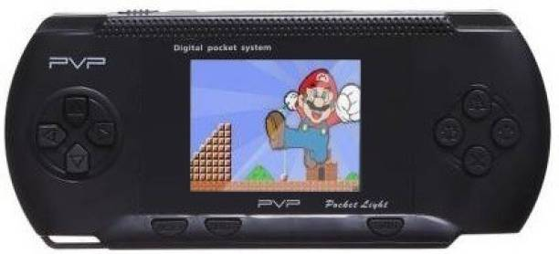 Clubics TV Video Game PVP 1 GB with Charger, TV audio video cable (Back) 1 GB with SUPER MARIO