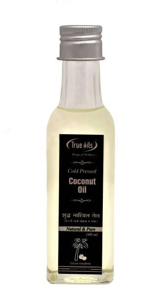 True Oils Coconut Oil (100 ml) Hair Oil