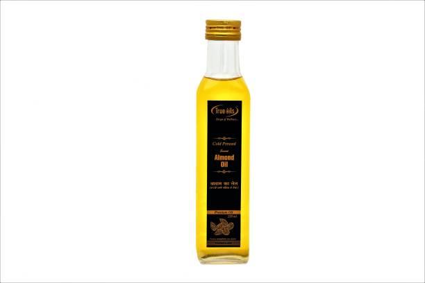 True Oils Sweet Almond Oil (250 ml) Hair Oil