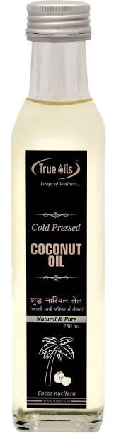 True Oils Coconut Oil (250 ml) Hair Oil
