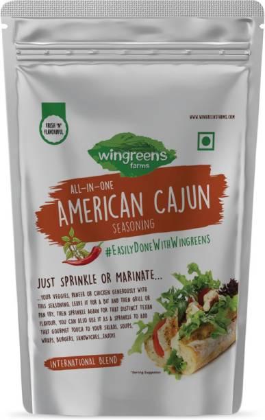 Wingreens Farms All-in-One American Cajun Seasoning (50g)
