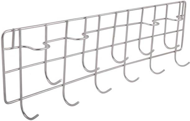 OC9 Stainless Steel Laddle Hook Rail for kitchen Hook Rail