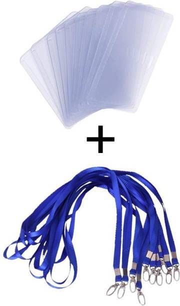 Lovex Plastic ID Badge Reel