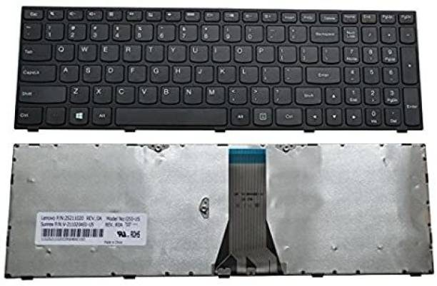 SDLAPPARTS Keyboard for Lenovo Ideapad G50-70 G50-80 G50-30 G50-45 series (Black) Laptop Keyboard Replacement Key