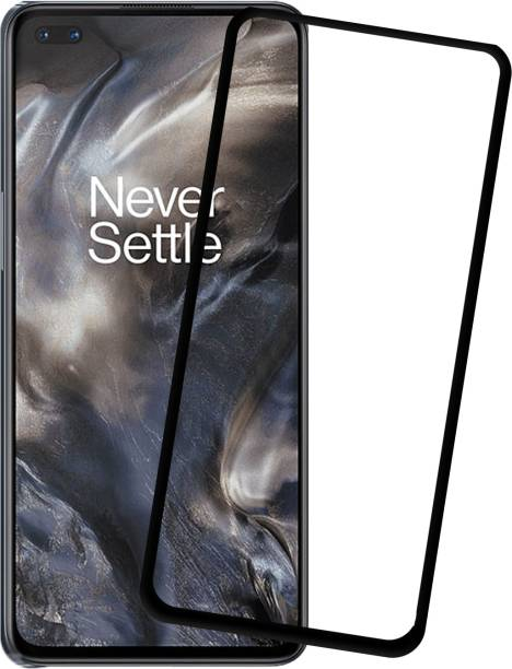 Karpine Edge To Edge Tempered Glass for OnePlus Nord