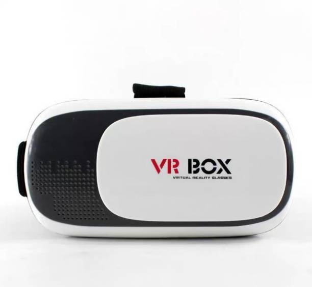 ashiv VR Box Virtual Reality Headsets with ultra - superior quality polished HD optical lenses 3d glasses