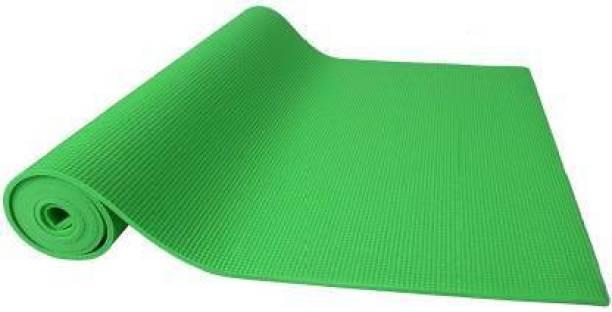 GROVERTEXOFAB GREEN ANTI SKID PREMIUM 4 mm mm Yoga Mat