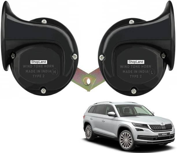 Shopland Horn For Skoda Universal For Car
