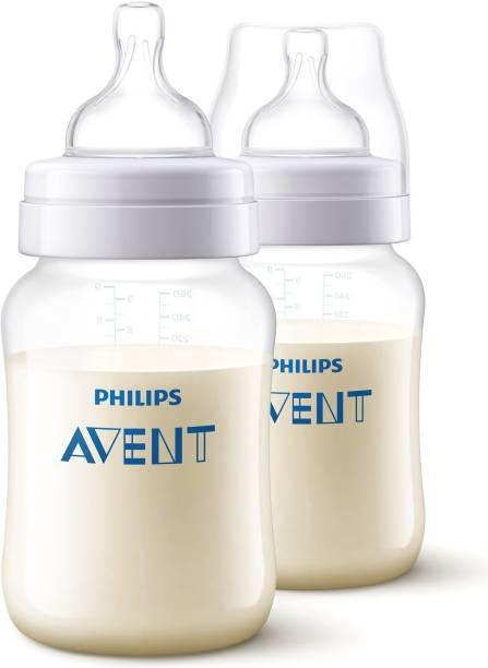 Philips Avent Anti-Colic Feeding Bottle Twin Pack - 250 ml