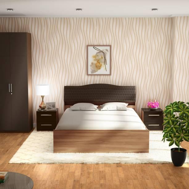 Godrej Interio Sierra Engineered Wood King Box Bed