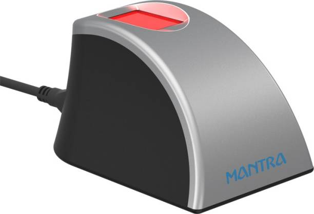 MANTRA Mfs 100 With RD Door Locks, Time & Attendance, Payment Device, Access Control