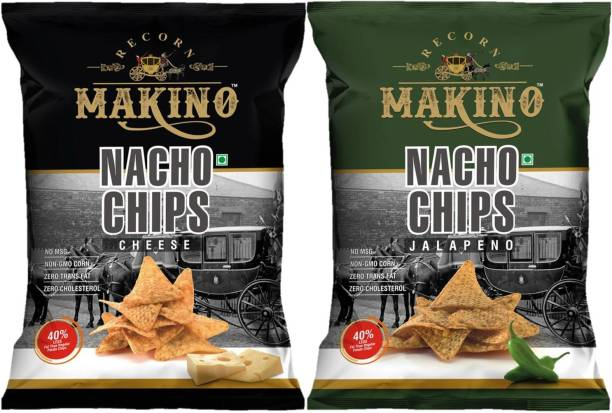 MAKINO Cheese, Jalapeno Nachos