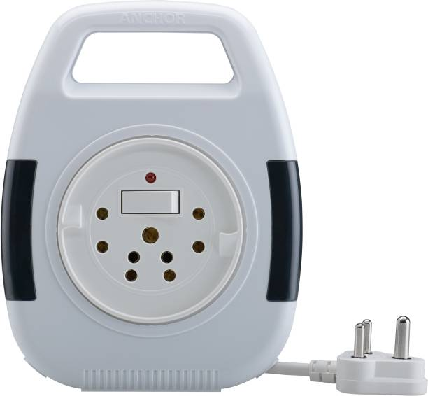 ANCHOR 5220 6 A Three Pin Socket