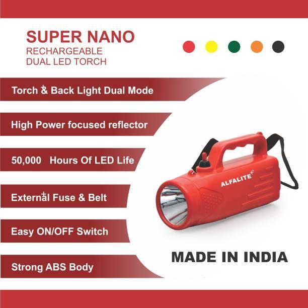 ALFALITE SUPER NANO Torch Emergency Light