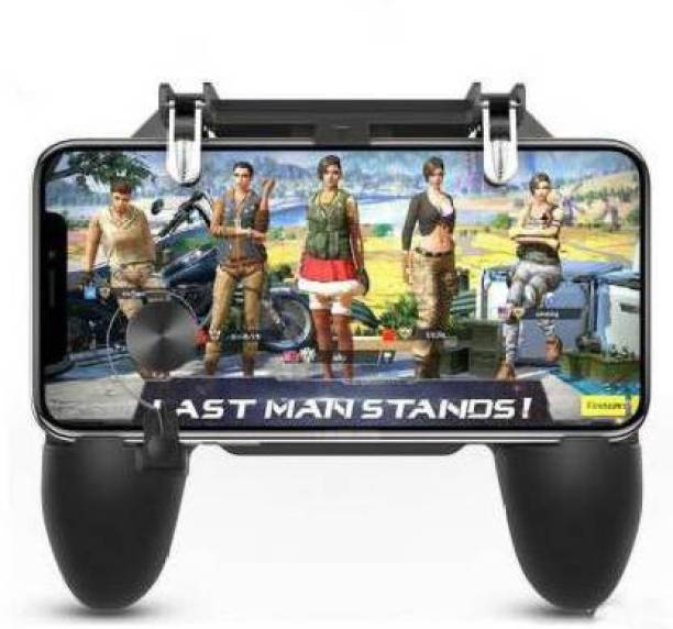 """XGMO W11 Pubg Mobile Controller Gamepad Joystick for All Android & iOS Mobile Phones Size Upto 6.5"""" inch  Gaming Accessory Kit"""