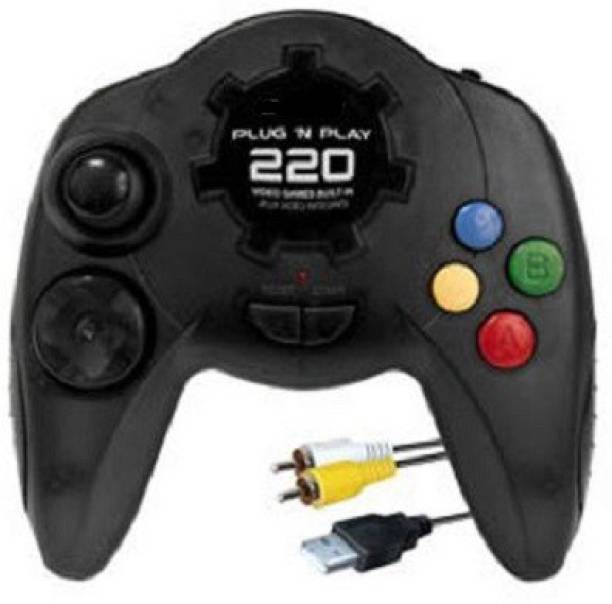 Clubics 220 VIDEO GAME PLUG N PLAY TV GAME CONSOLE 1 GB with MARIO