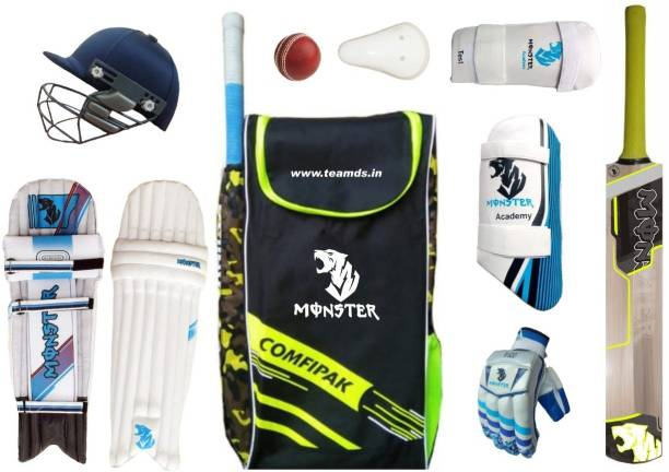 Monster NEO SET OF 5 NO ( IDEAL FOR 10-12 YEARS ) COMPLETE Cricket Kit