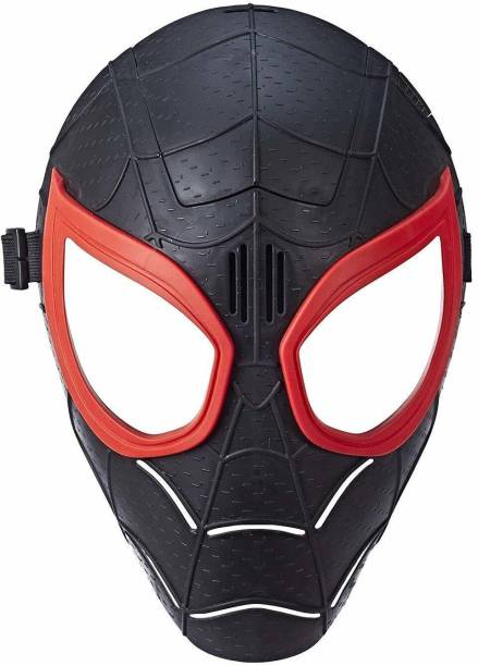 Spiderman Into The Spider-Verse Miles Morales Hero FX Mask Party Mask