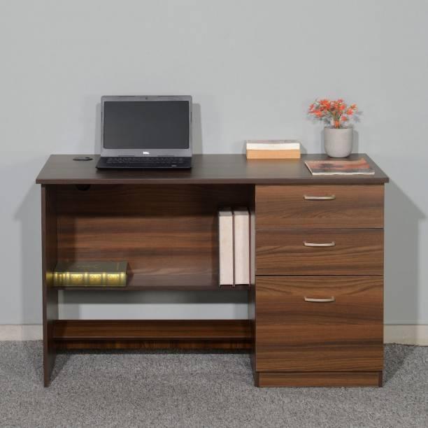 @Home by nilkamal Scholar Engineered Wood Study Table