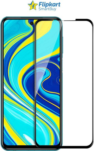 Flipkart SmartBuy Edge To Edge Tempered Glass for Mi Redmi note 9