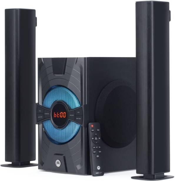 MOTOROLA AmphisoundX Convertible Soundbar 70 W Bluetooth Home Theatre