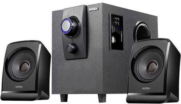 Intex 2.1 XV 1666 TUFB 35 W Bluetooth Home Theatre