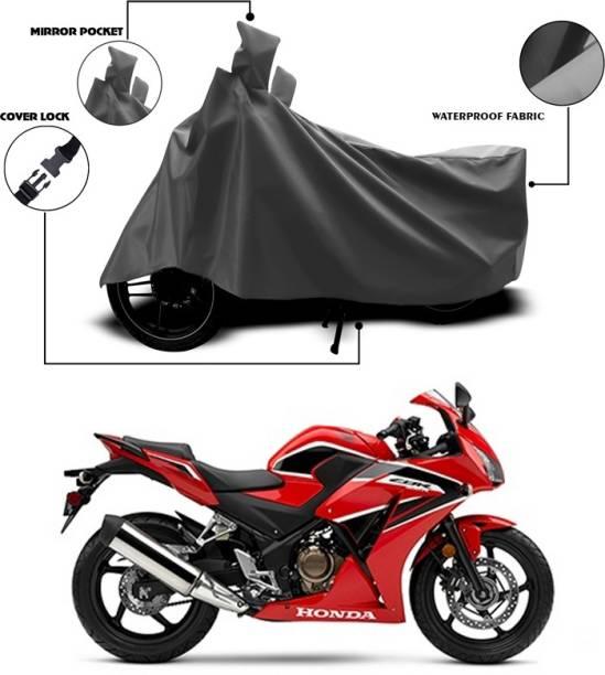 ANTHUB Two Wheeler Cover for Honda