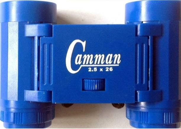 Camman Day Night Use Binocular Polarized Folding Telescope for Kids Binoculars
