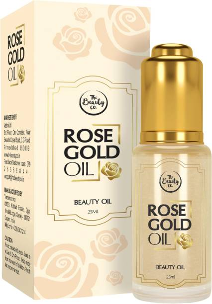 The Beauty Co. Rose Gold Oil