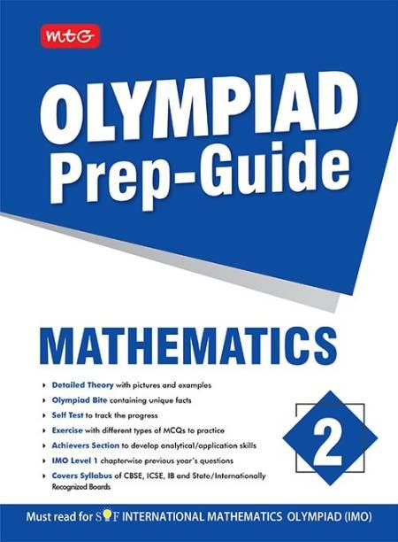 Olympiad Prep-Guide Mathematics Class 2