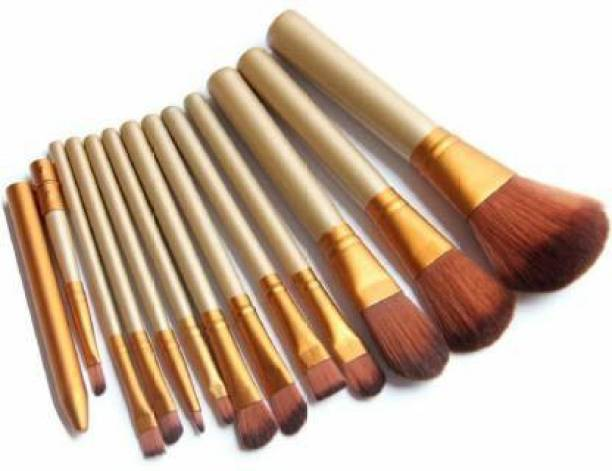 guftgu Naked3 Makeup Brushes - Set Of 12