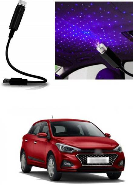 TECHOMANIA Car Ceiling Star Light Projector-Remote Auto Atmosphere Interior Starlight Headliner-Wireless USB LED Vehicle Roof Neon Accent Lighting A84 Car Fancy Lights Car Fancy Lights