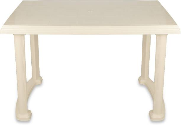 National Plastic 4 Seater Dining Table