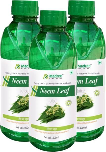 Madren Healthcare Neem Juice | Natural Juice | Sugar Free