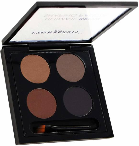 Lyon Beauty Ultimate Brow Shaping Palette 4 g (Multicolor) 4 g