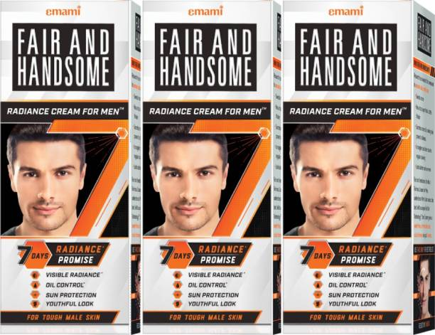 FAIR AND HANDSOME Radiance Cream for Men PO3