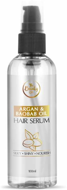 The Beauty Co. Argan & Baobab Hair Serum
