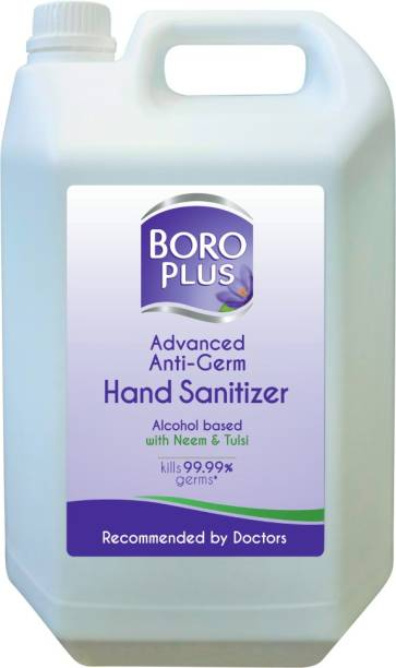 BOROPLUS Advanced Anti-germ Hand Sanitizer Can
